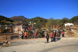Yongmunsa Temple, Yangpyeong