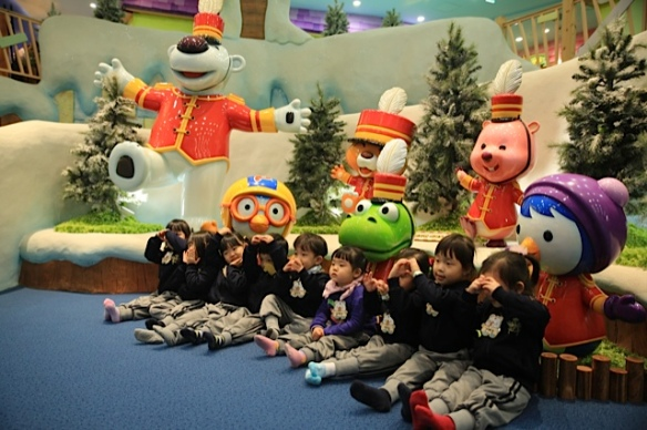 Pororo Park Jamsil Lotte World