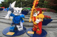 Lego characters, International Horticulture Goyang Festival